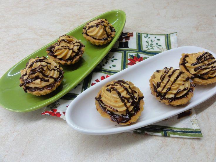 Košíčky z těsta na dortoletky