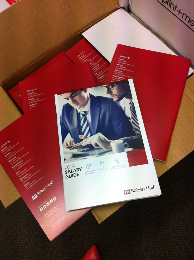 We have a new arrival! Latest #salaries for 2014 coming soon... #roberthalf