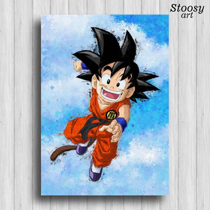 52 best images about anime room decor on pinterest print for Dragon ball z decorations