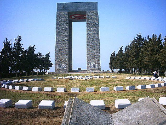ÇANAKKALE - Gelibolu Şehitler Milli Parkı