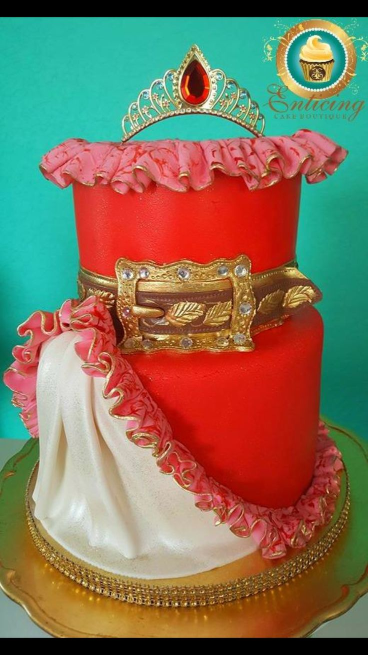 Cake by Elaine Duran  Enticing cake boutique