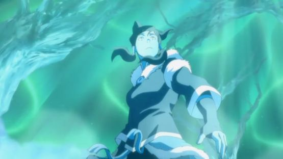 """The Legend of Korra: Season 2 Premiere Review: """"The Southern Lights"""" - http://leviathyn.com/review/2013/09/16/the-legend-of-korra-season-2-premiere-review-the-southern-lights/"""