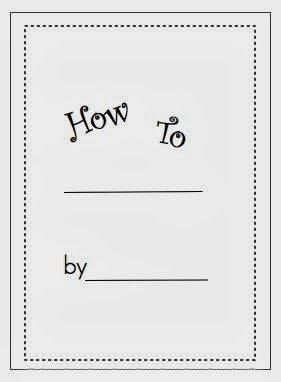 Joyful Learning In KC: How To Writing