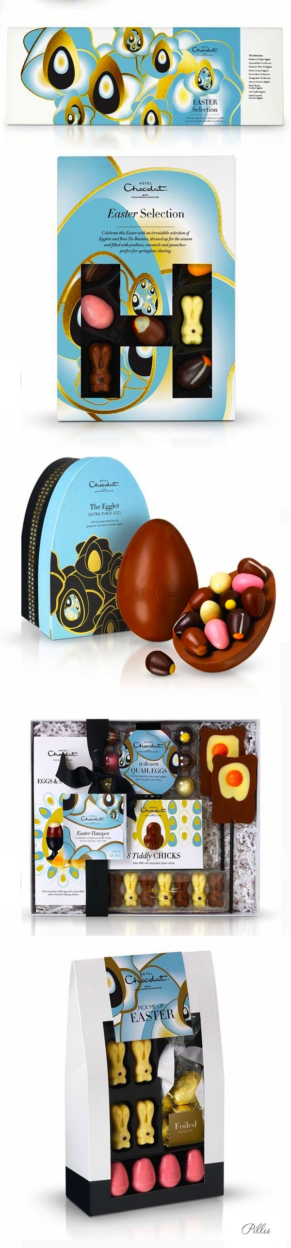 65 best easter packaging images on pinterest chocolates package hotel chocolate easter chocolate packaging easter pd negle Image collections