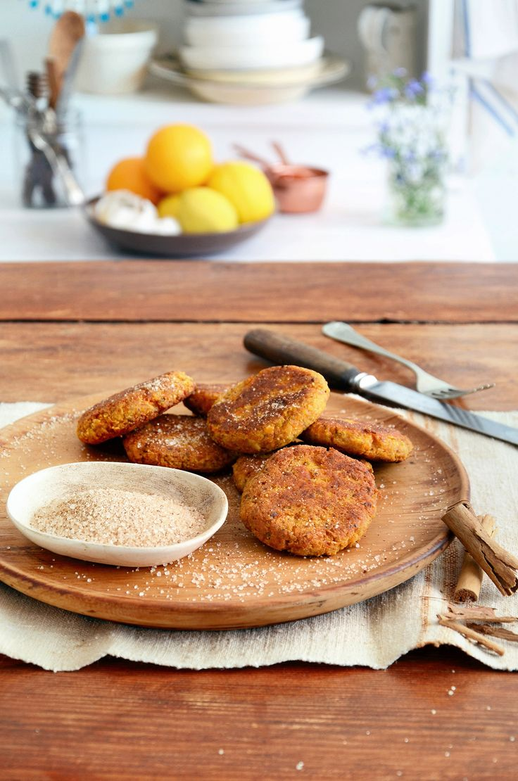 Pap and veg never tasted so good! Kids (and adults) will love these HEBA Pumpkin Fritters with a sprinkle of cinnamon. Yum! Recipe: bit.ly/BantingBlvdBlog