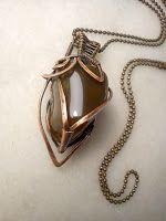 Najkrajší darček je môj blog, články o mineráloch, brown achat