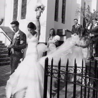 Mariana Hardwick Real Bride
