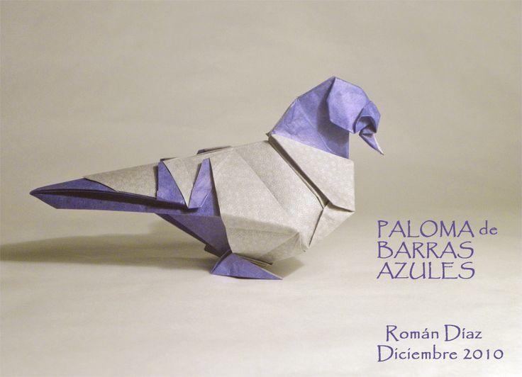 Dosis Diaria de Origami: PALOMA