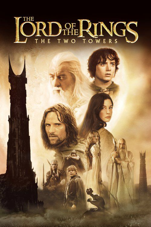 Watch The Lord of the Rings: The Two Towers (2002) HD Movie Streaming