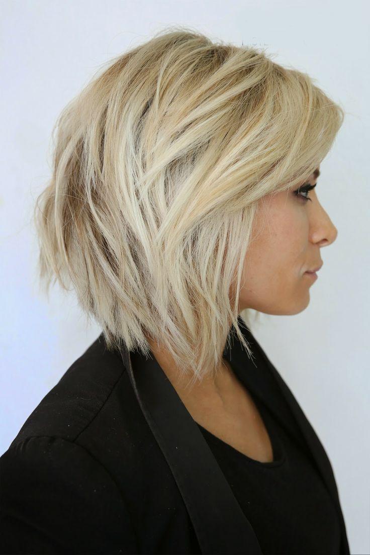 blond carré cheveux fins - Recherche Google