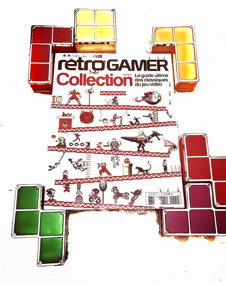 Read the Retrogamer Collection #retrogaming #magazine #gaming #nerd #blerd #igeroftheday #geek #tetris #instaretrogaming #instagaming #instageek #instanerd #instablerd #retrogamercollection