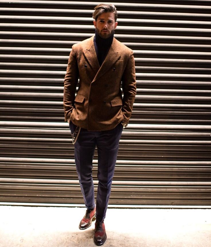 New York Men S Fashion Week Fw 201718 Part 1 Style For Men Pinterest