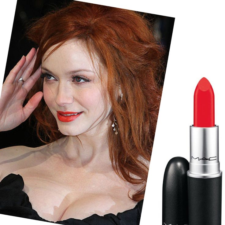 3 'Redhead Friendly' Lipsticks We're Currently Obsessing Over – MAC 'Lady Danger'