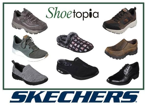 Skecher Days! Buy-One Get-One 50% Off