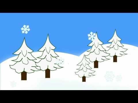 PATRIS deťom - Snehová pesnička - YouTube