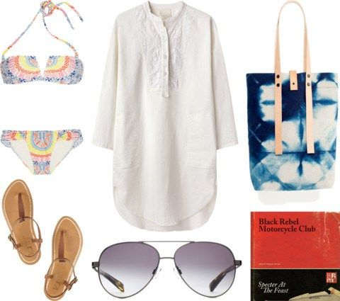 An Entry From Quite Continental Beach OutfitsFashion