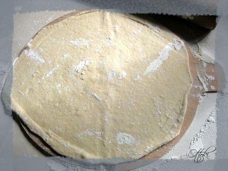 Recette Pâte à pizza kitchenaid par Aux Petits Bonheurs d'Ottoki...