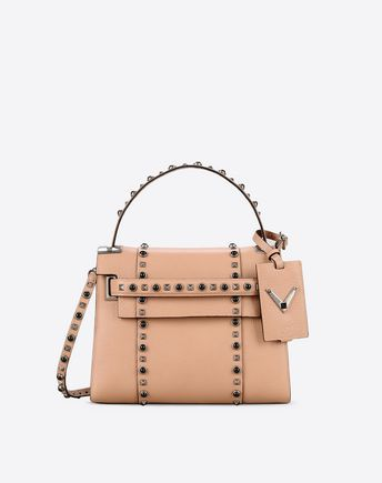 VALENTINO GARAVANI Women My Rockstud Rolling small single handle bag 45324721RN