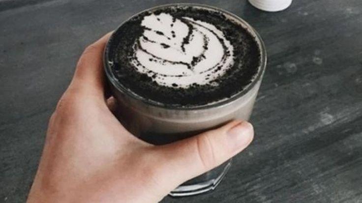 «Γκόθικ» latte, η νέα τάση στον καφέ