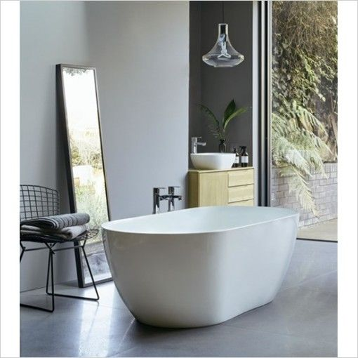 UK Bathroom Warehouse - Store - Clearwater - Formoso Grande Bath 1690 x 800mm NTH - No Overflow