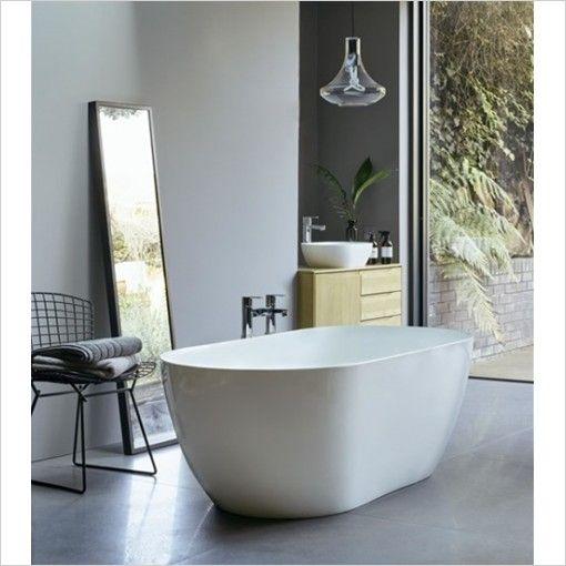 UK Bathroom Warehouse - Store - Clearwater - Formoso Grande Bath 1690 x 800mm NTH - No Overflow