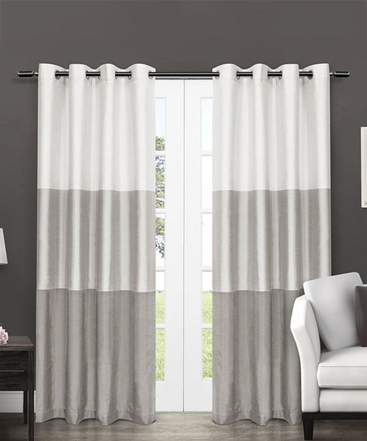 17 Best Ideas About Panel Curtains On Pinterest Shades Blinds Diy Window Blinds And Half