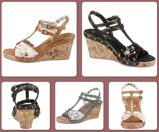 Esprit Alis Flower Sandaletten