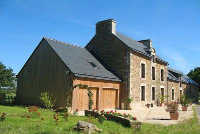 Maison avec Chambres d'hôtes à vendre entre Vannes et Pontivy en Morbihan