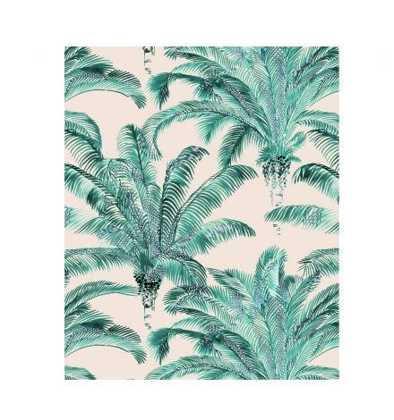 rideau ananas topical klang thevenon 3 rideaux. Black Bedroom Furniture Sets. Home Design Ideas