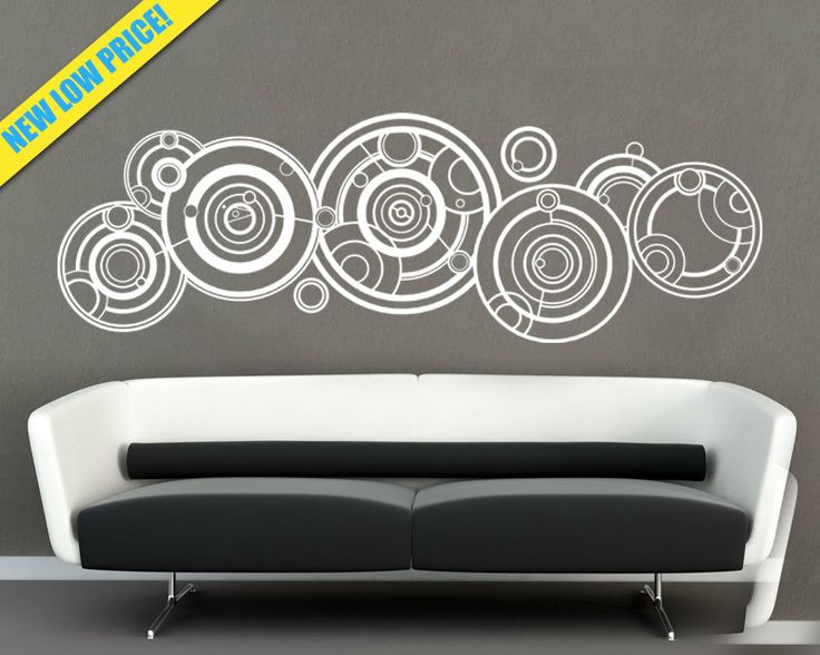 good looking doctor who bedroom wallpaper. Extra Large Doctor Who Gallifreyan Vinyl Wall by VinylTherapy  29 99 52 best Bedroom images on Pinterest who decor