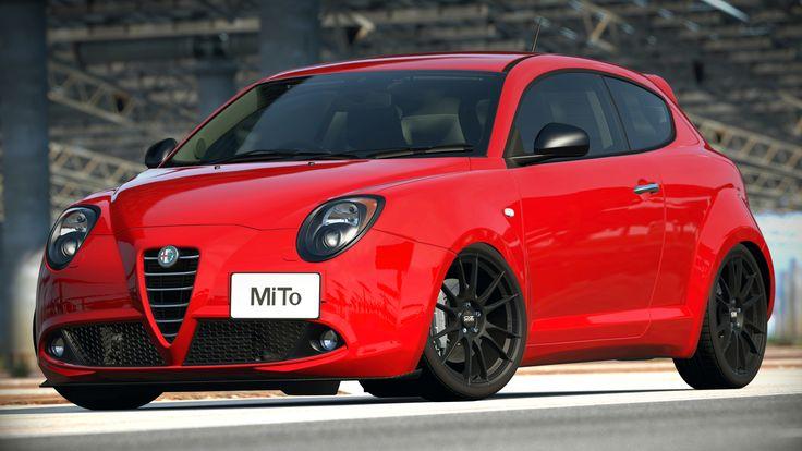 Alfa Romeo MiTo 1.4T Sport (Gran Turismo 6)
