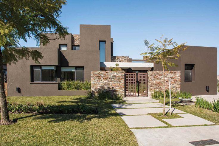 Galeria Fotos - Clariá & Claria Arquitectos - Casa estilo actual - Portal de Arquitectos