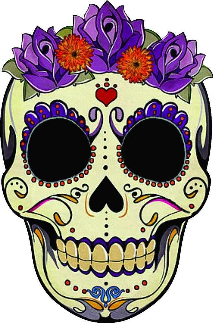 caveira mexicana -