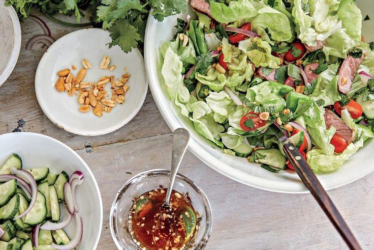 Thai Beef Salad / Photo by Maura McEvoy
