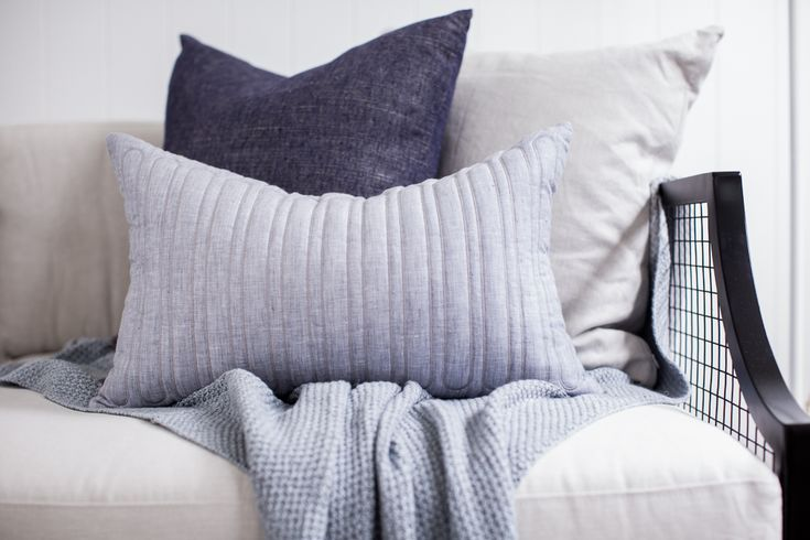 The Stables offers a beautiful range of Australian designed cushions. This image features the beautiful TILDA cushion.