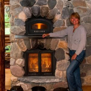 Stone Masonry Heater - Maine Wood Heat