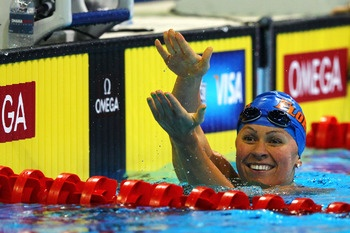 Swimming: Women's 400m Individual Medley  Gold: Yi Shiwen, China  Silver: Elizabeth Beisel, USA  Bronze: Li Xuanxu, China