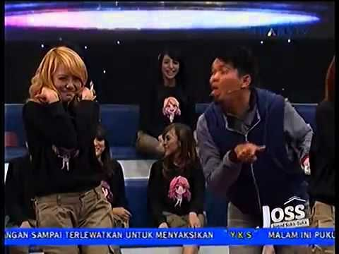 Cherrybelle @Barb Herold Show Trans TV 21-03-14|Part 1