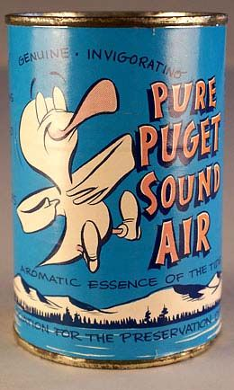 Pure Puget Sound Air! So fresh!!! HistoryLink.org- the Free Online Encyclopedia of Washington State History