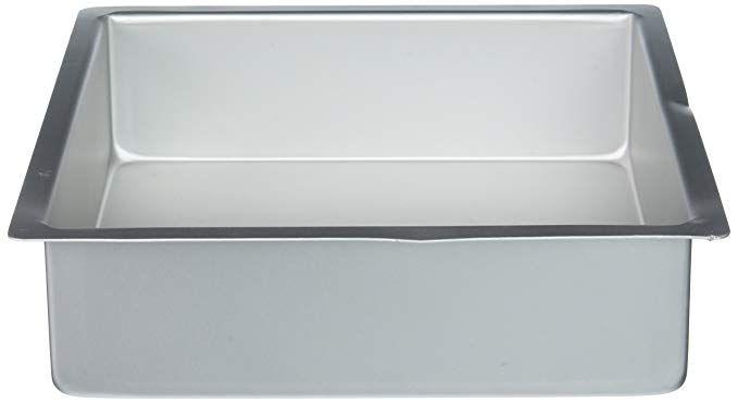 PME 8 x 3 Inch Heart Love Aluminium Cake Mold Decorating Baking Pan Tin Tray