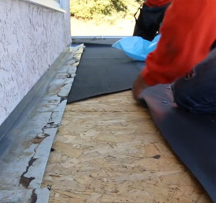 Synthetic Roof Underlayment Vs Felt Underlayment Roofing Felt Asphalt Roof