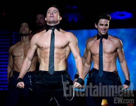 "Who's ready for the ""Magic Mike"" release date??!!  God bless America!"