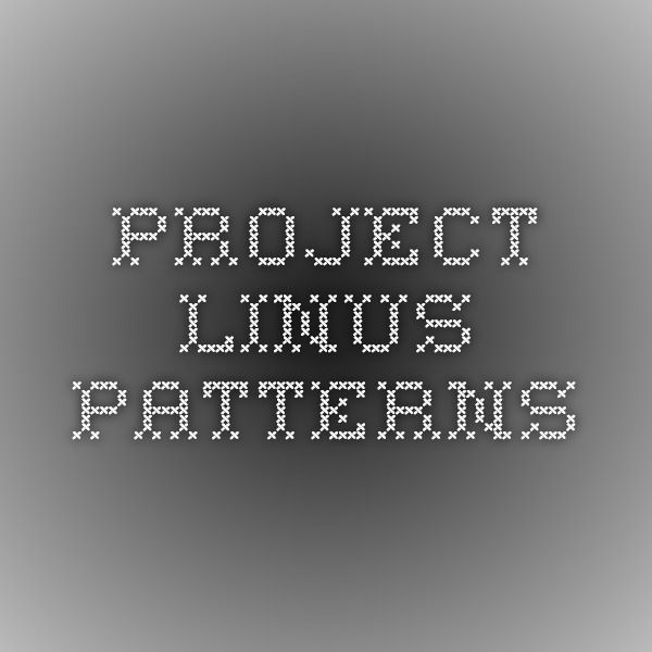 1000 Images About Project Linus On Pinterest