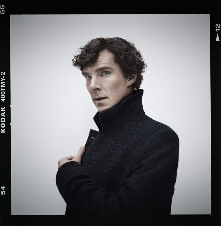 Sherlock by Ian Derry for Entertainment Weekly - London Issue 434, Showcase magazine - Production Paradise