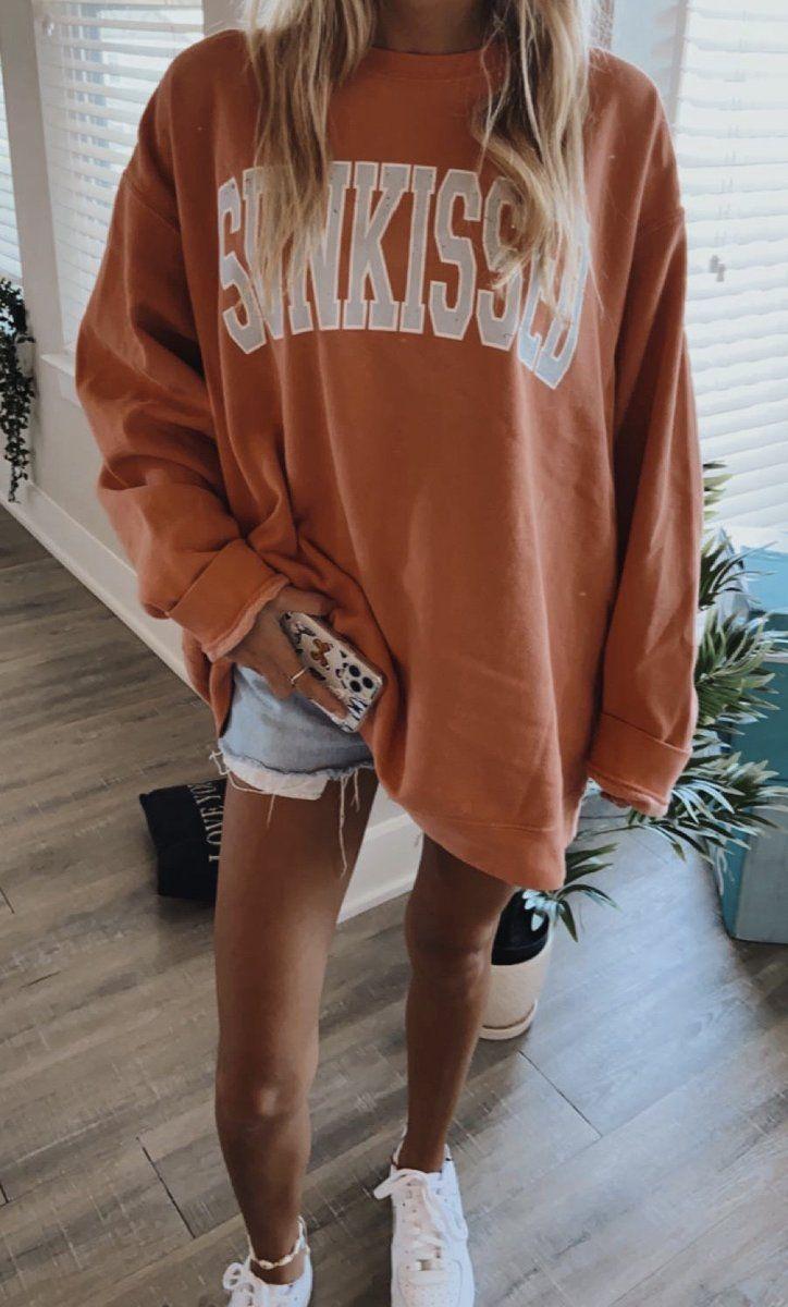 Original Sunkissed Sweatshirt Sunkissedcoconut Oversized Sweatshirt Outfit Sweatshirt Outfit Oversized Outfit [ 1200 x 724 Pixel ]