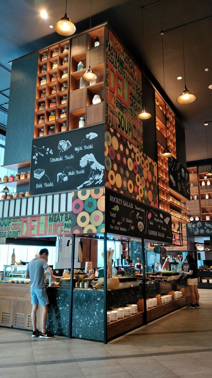 Amaya food gallery at amari watergate bangkok restaurant