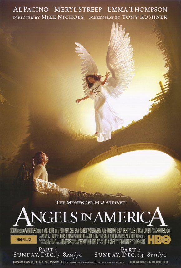 Film, Oscars, and more: Angels In America