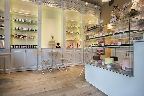 Peggy Porschen Cake Parlour Miniature Bakery Ideas