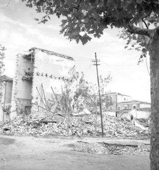 foggia settembre 43 danni bombardamenti_foggia bombardamento