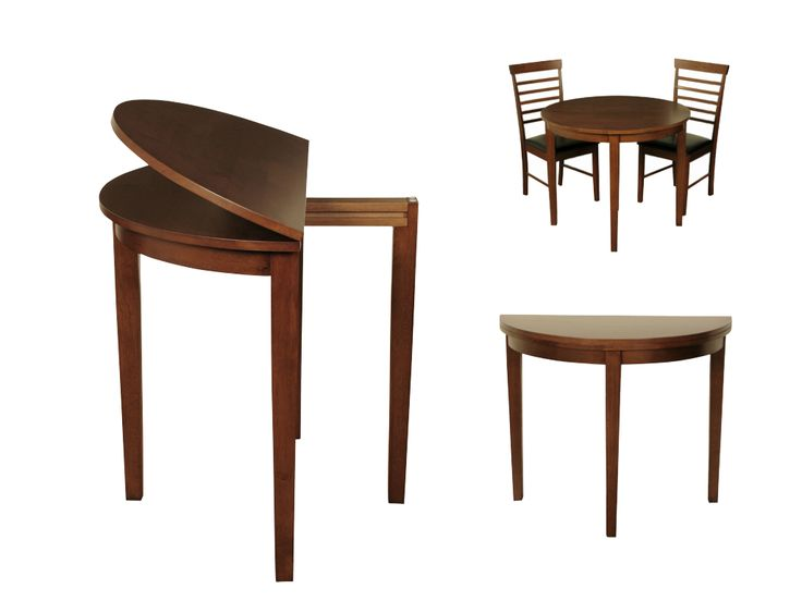 Similar to the hanover light oak range  the Hanover Dark Range is created  from solid  Half Moon TableLight OakHalf MoonsDining  133 best Dining Table and Chairs images on Pinterest   Dining sets  . Half Moon Glass Dining Table. Home Design Ideas